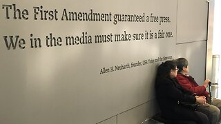 After More Than A Decade, The Newseum Is Closing