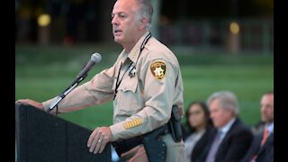 Sheriff Joe Lombardo officially announces run for Nevada governor