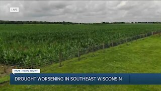 Southeast Wisconsin's severe drought could get worse, officials say