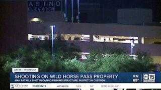 Police investigate fatal shooting near Wild Horse Pass Casino