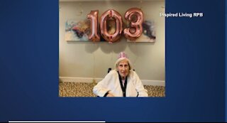 Royal Palm Beach woman celebrates 103rd birthday