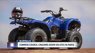 Buffalo Common Council cracking down on ATVs