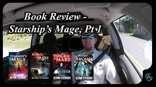 Book Review - Starship's Mage, Pt.1