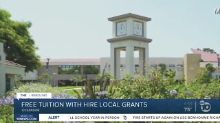 Free tuition with hire local grants