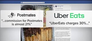 Delivery fees eat into restaurant profits