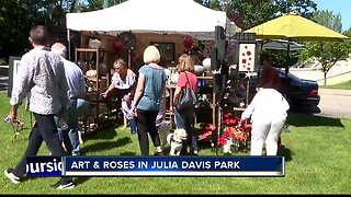 Art and Roses Festival