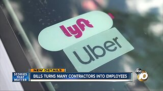 AB5 turns many contractors into employees