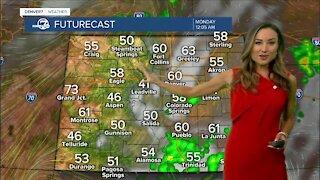 Colorado Forecast- Sunday night