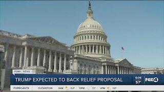 Coronavirus relief bill expected