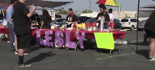 Family, friends hold fundraiser for Lesly Palacio
