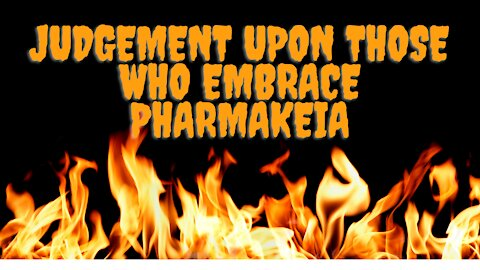 Punishment for Pharmakeia Peddlers!~ Pharmakeia Series #3