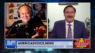 Mike Lindell Previews Rally With President Trump