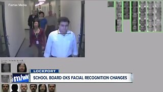 Lockport School Board OKs facial recognition changes