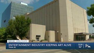 Tulsa PAC keeping arts alive in Tulsa