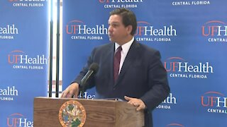 DeSantis: 'Our vaccines are going to be targeted for our elderly population'
