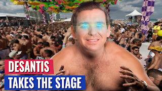Ron DeSantis TOOK THE STAGE AT A MASSIVE FLORIDA MUSIC FESTIVAL