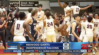 Independence wins basketball Valley Title