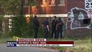 Gunman Sought on Detroit's West Side