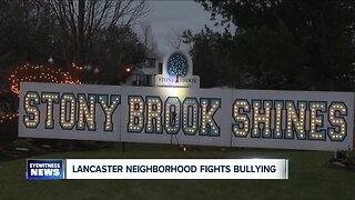 Lancaster neighborhood fights bullying
