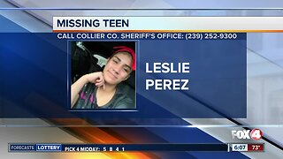 Missing Collier County teen