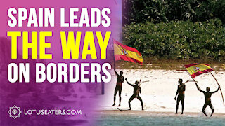 Spain Leads the way on Borders