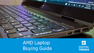 The Best AMD Laptop