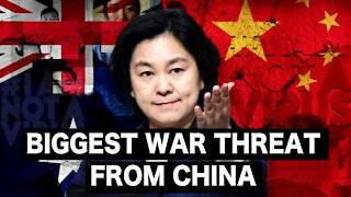 Biggest WAR threat from ' CHINA'