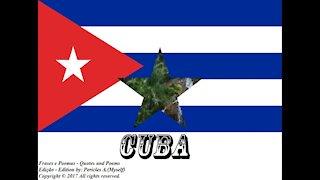 Bandeiras e fotos dos países do mundo: Cuba [Frases e Poemas]