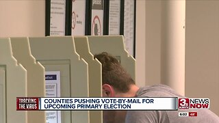 Counties pushing vote-by-mail for upcoming election