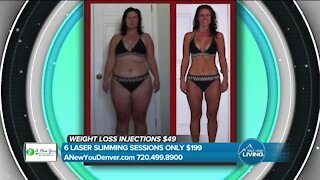 A New You // Affordable Laser Slimming