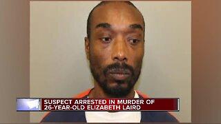 Suspect arrested in murder of Elizabeth Laird