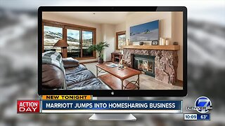 Marriott competes with AirBnb for home sharing in Colorado mountain towns