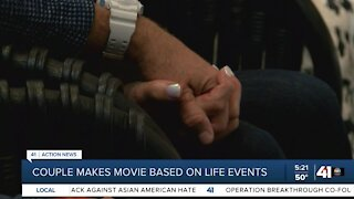 Couple makes movie based on life events
