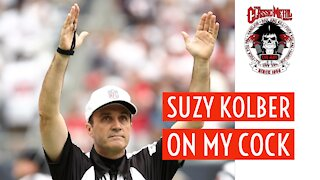 CMS HIGHLIGHT | Suzy Kolber On My Cock!