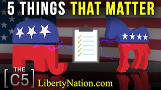 5 Things That Matter – C5