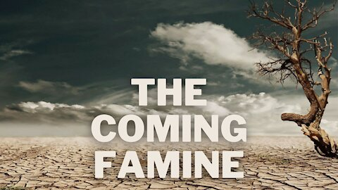 PLANNED FOOD SHORTAGES TO CAUSE GLOBAL FAMINE and other important news