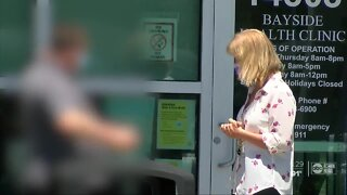 Worker at Pinellas County Health Clinic for Homeless tests positive for COVID-19