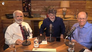 Bret Weinstein Robert Malone & Steve Kirsch - full 3+ hour video 6/10/21