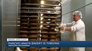 Pancho Anaya Bakery renovates, expands, and rebounds