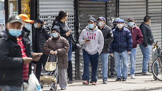 New York Governor Orders People To Wear Face Coverings