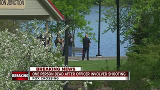 Man dead after officer involved shooting