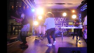 SOUTH AFRICA - Cape Town -BATUK performing at Design Indaba.(Video) (rj9)