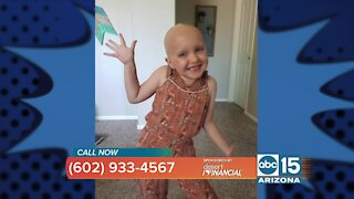 Valiant Viera: We catch up with Viera and learn more about her fight against brain cancer