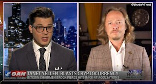 After Hours- OANN Bitcoin & Cryptocurrency with Brock Pierce