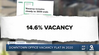 Changing Downtown, Pt. 3: Downtown office vacancy holds steady despite pandemic