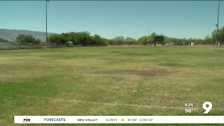 Tanque Verde football field to undergo improvements