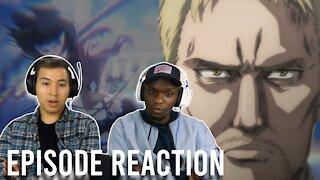 Attack On Titan Season 4 Episode 2 REACTION/REVIEW | Was that Eren?