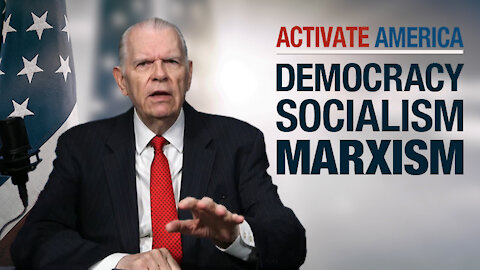 From Democracy to Socialism to Marxism