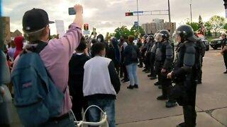 Protestors march through Milwaukee demanding justice for Joel Acevedo