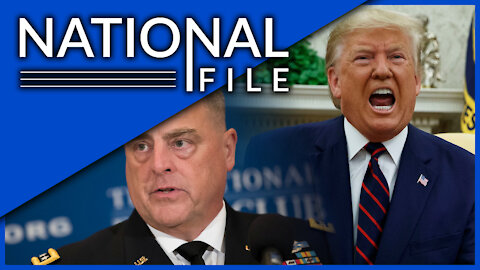 RELEASE THE CALL: America Needs To Hear What Milley Said To His Chinese General Friend